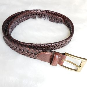 Dockers | Leather Belt With Adjustable Holes